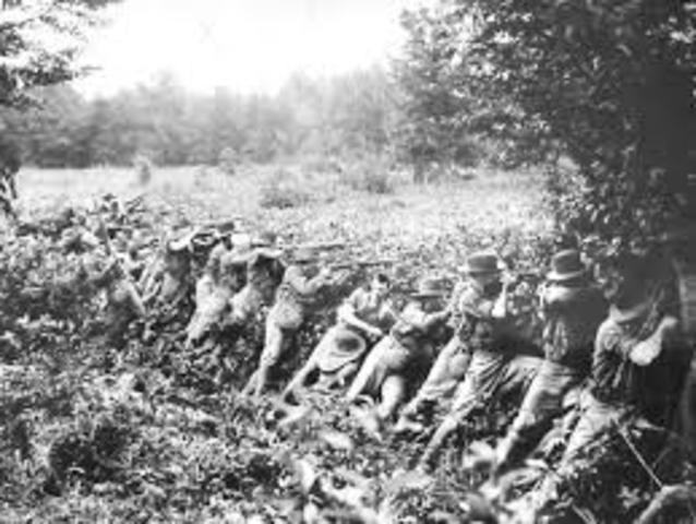 Philippine Rebellion (Philippine-American War)