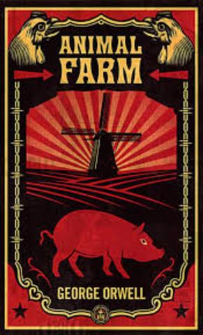 Animal Farm By  George Orwell's