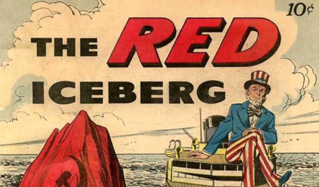 The Red Scare begins