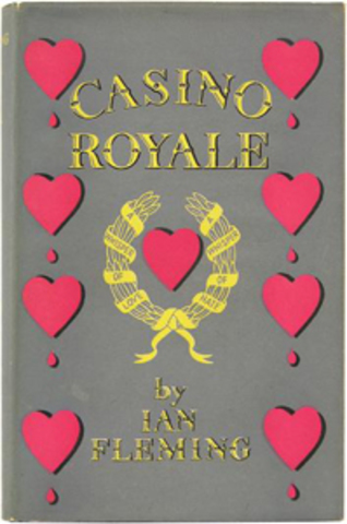 James Bond Casino Royale By Ian Fleming