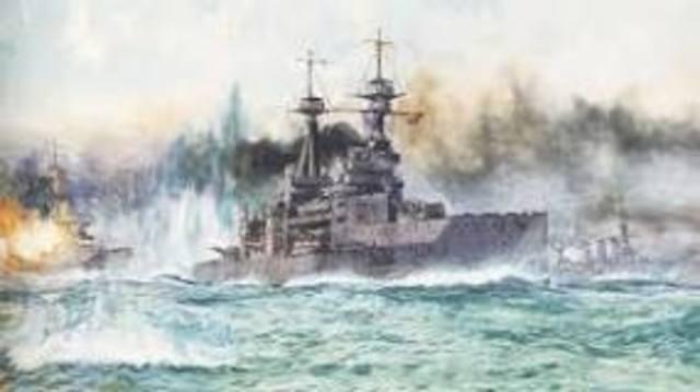 World War One (Battle of Jutland)