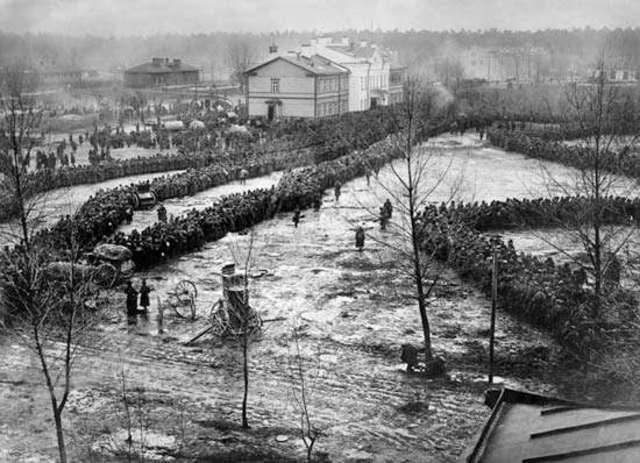 World War One (Battle of Tannenberg)