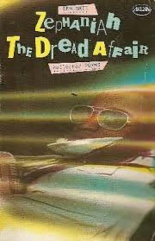 The Dread Affair By  Benjamin Zephaniah