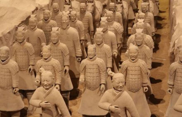 Período antiguo, China