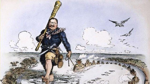Big Stick Diplomacy (2)