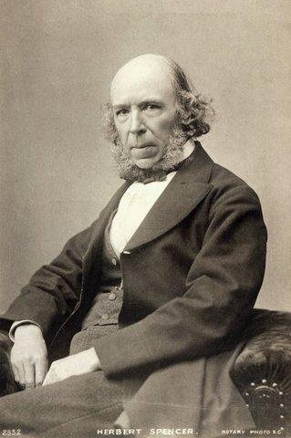 Obra Primeros Principios de Herbert Spencer