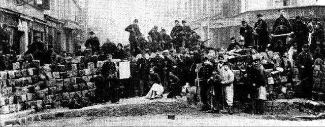 Revolución Comuna de Paris