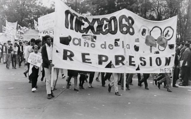 Movimiento Estudiantil México
