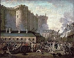 Esclat de la Revolució Francesa