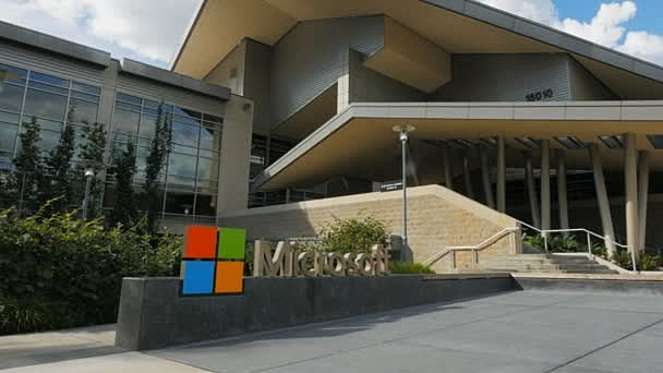 Microsoft se muda a Washington