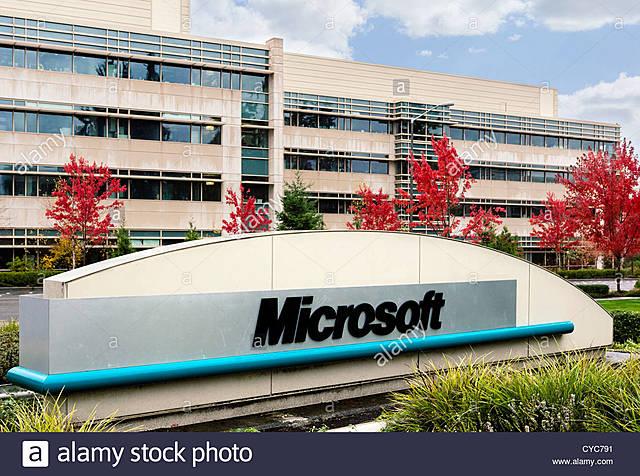 Microsoft se muda al campus corporativo de Redmond, Washington