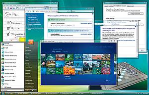 Microsoft lanza Microsoft Office System 2007 y Windows Vista para los consumidores en todo el mundo