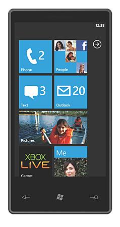 Microsoft anuncia el lanzamiento de Windows Phone 7