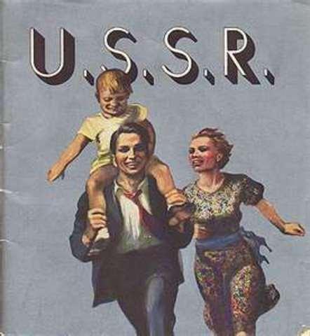 USSR Established