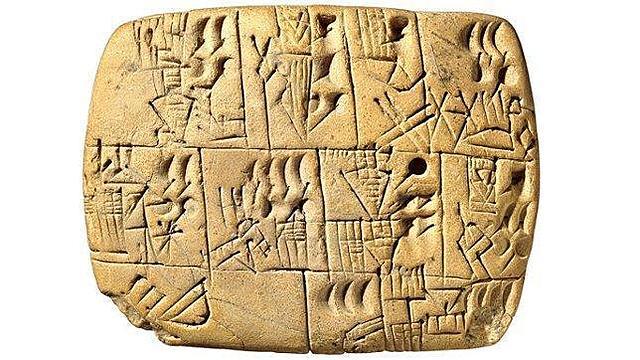 (MESOPOTAMIA)Invención de la Escritura cuneiforme