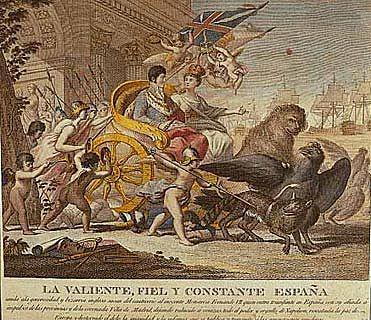 El Sexenio Absolutista 1814-1820