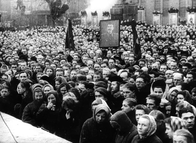 deaths of 8-13 million Russians
