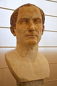 (ROMA)El fallecimiento de Julio César