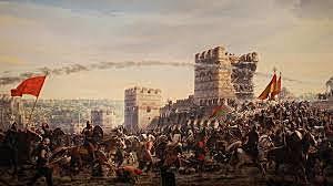 (ROMA)Caída de Constantinopla