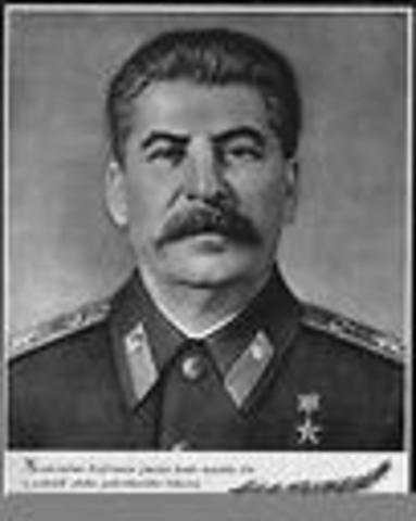 death of vladimir lenin control of ussr to joseph stalin deaths of 8-13 million russians