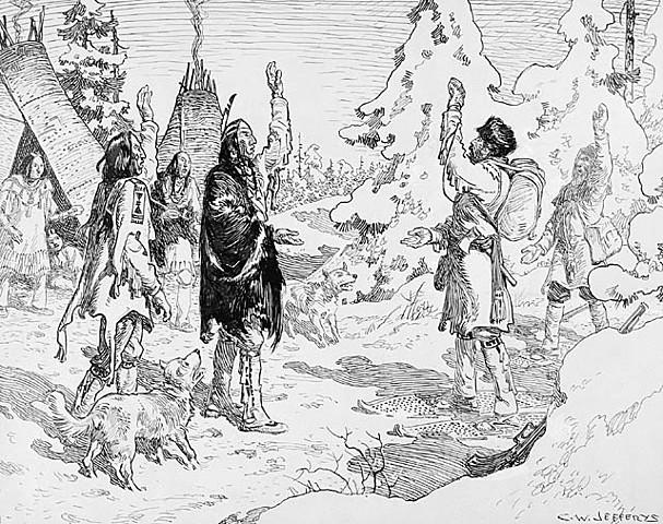 L'expédition de Radisson et Des Groseillers