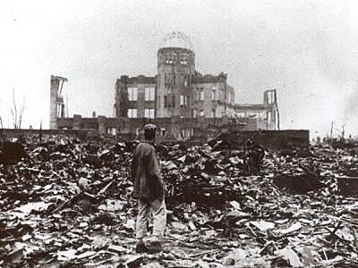 Culminación de la segunda guerra mundial.