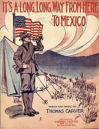 Mexico Involvement in World War 1