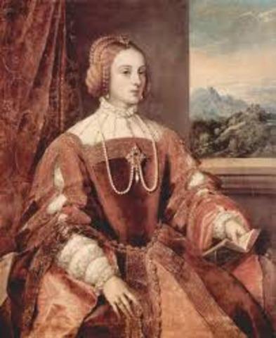 Isabella, Queen of Spain