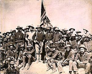 Spanish-American War- Rough Riders v