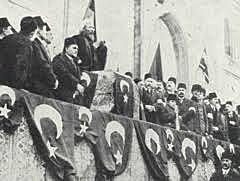 Imperio Otomano entra en guerra
