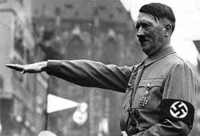 Hitler joins Nazi Party