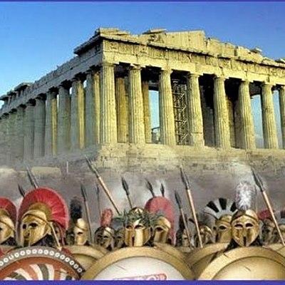 Civilización Griega timeline