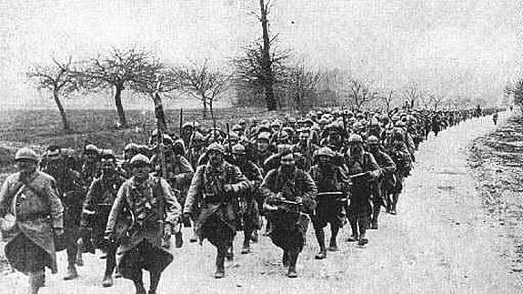 Gran bretaña y Francia declaran la Guerra a Alemania