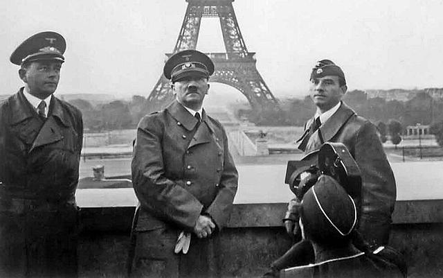 Francia se divide