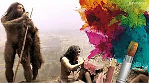 Descobriment de l'art i ús d'eines d'os i banya (homo sapiens sapiens)