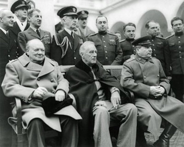 Control of USSR to Joseph Stalin