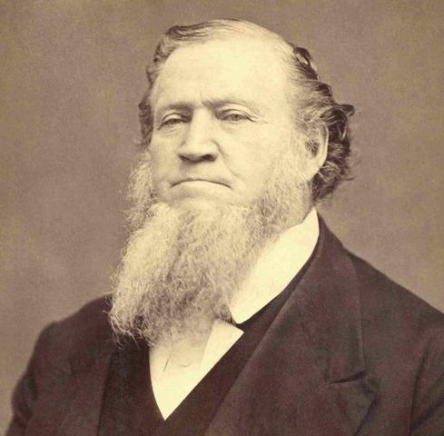 Franklin, Idaho founded