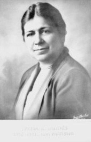 Bertha Landes