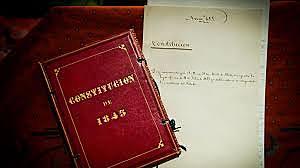 Constitución de 1845
