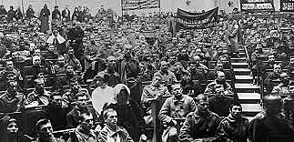 Creación de los primeros soviéts