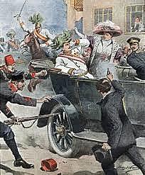 Asesinato del archiduque F.F.