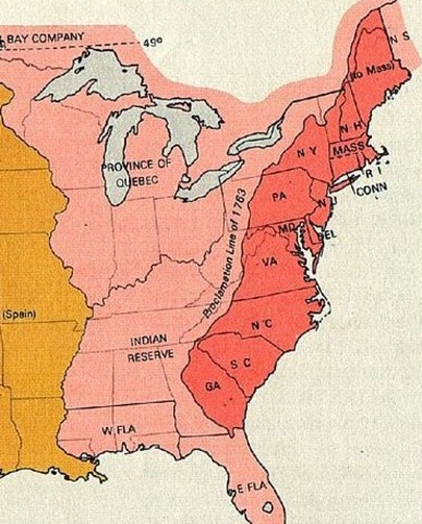 13 Colonies Formed