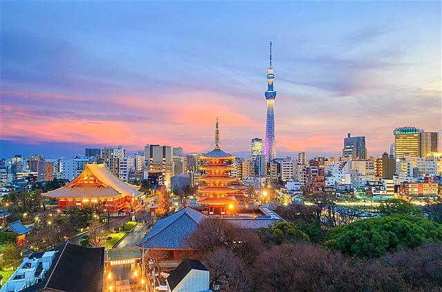 Japan gets revived