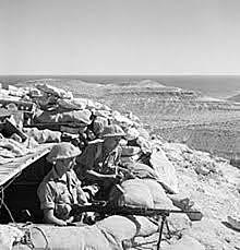 The Germans send the Afrika Korps to North Africa.