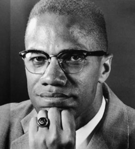 Malcolm X becomes a minister of the Nation of Islam.