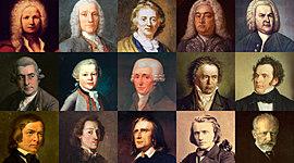 Muzikale Stijlgeschiedenis timeline