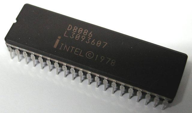 Procesador 8086 de IBM