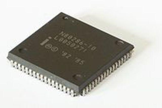 Procesador 80286 de Intel