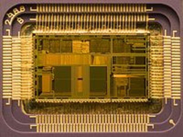Microprocesador 80486DX de Intel