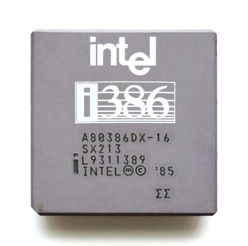 Intel 386 DX